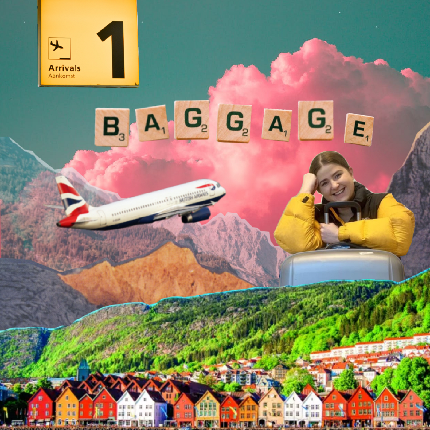 Baggage by Freya Elgood Curtis