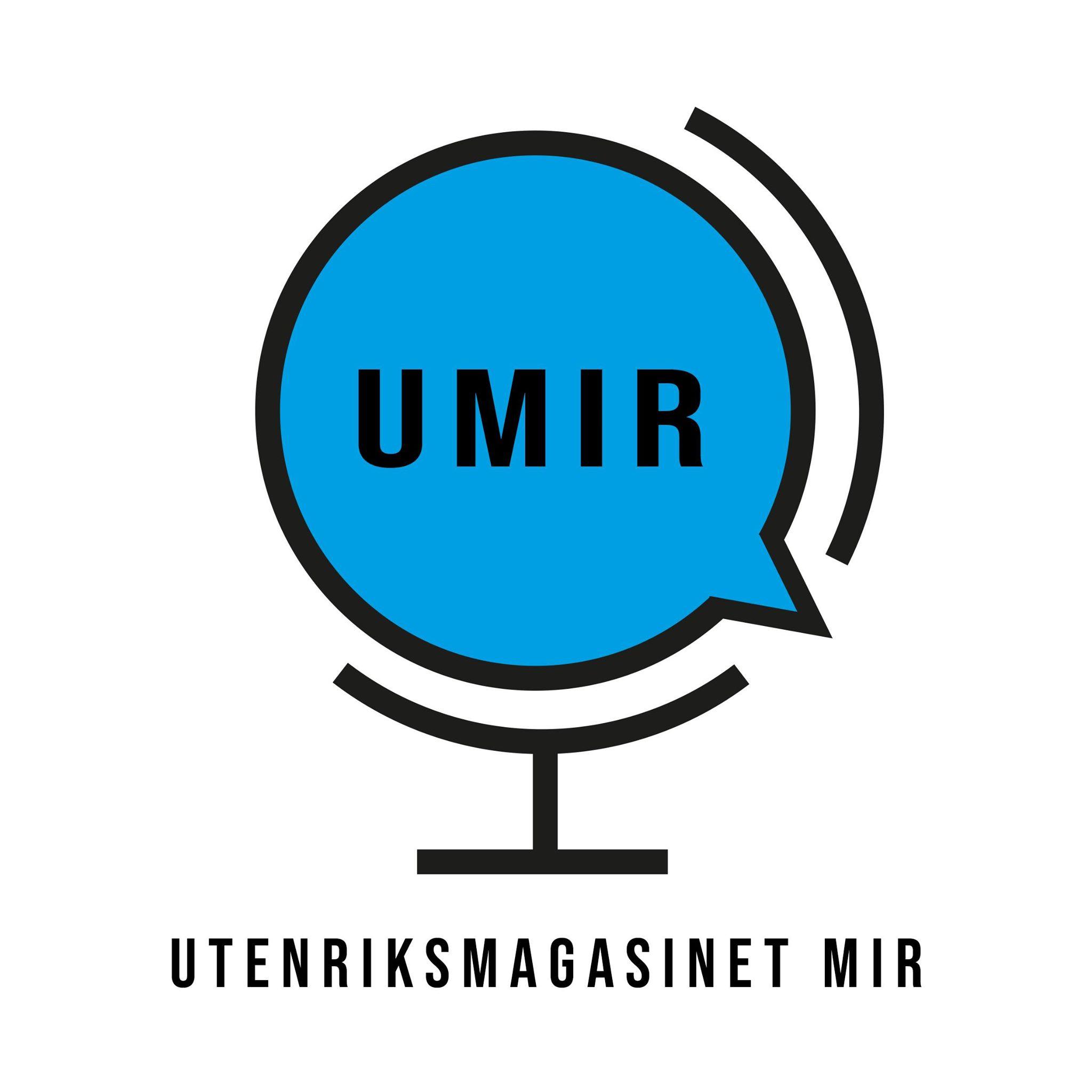 Ny UMIR logo