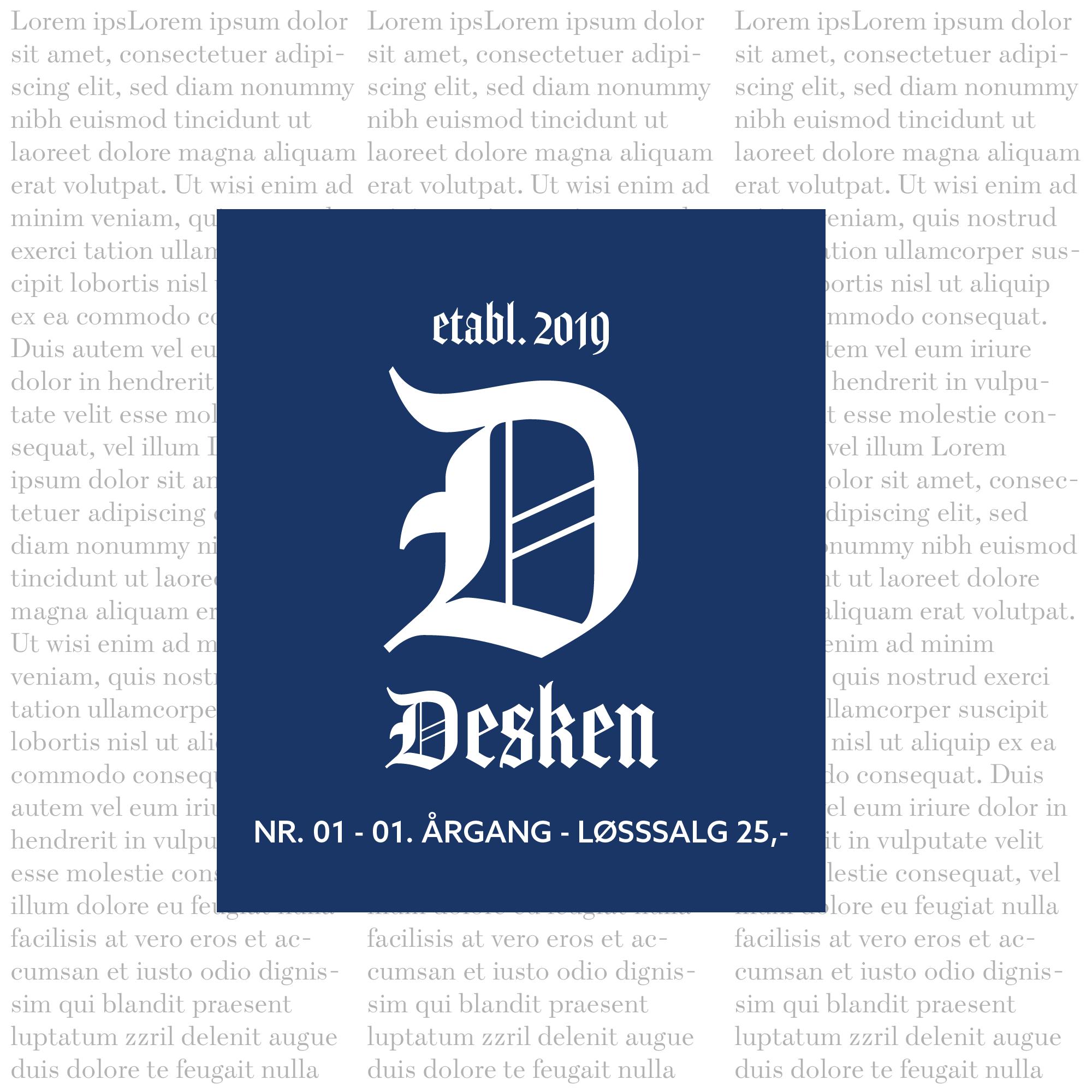 Desken Logo